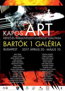 Kapos ART kiállítás Budapest