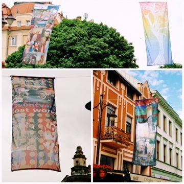 Zászlók - montázs