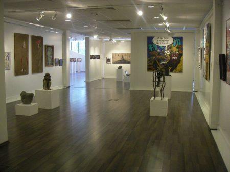 8. MAGYAR GROTESZK Országos Kiállítás - Kaposvár, Agóra, Vaszary Képtár