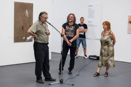 8. MAGYAR GROTESZK Országos Kiállítás - Pécs, Zsolnay negyed, Pécsi Galéria
