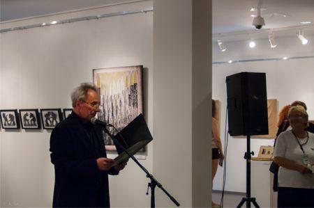 9. Groteszk Triennálé - Kiállításmegnyitó